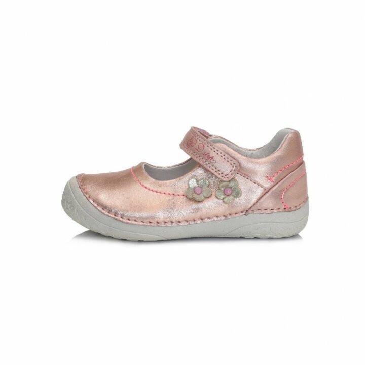 D.D Step rózsaszín utcai cipő