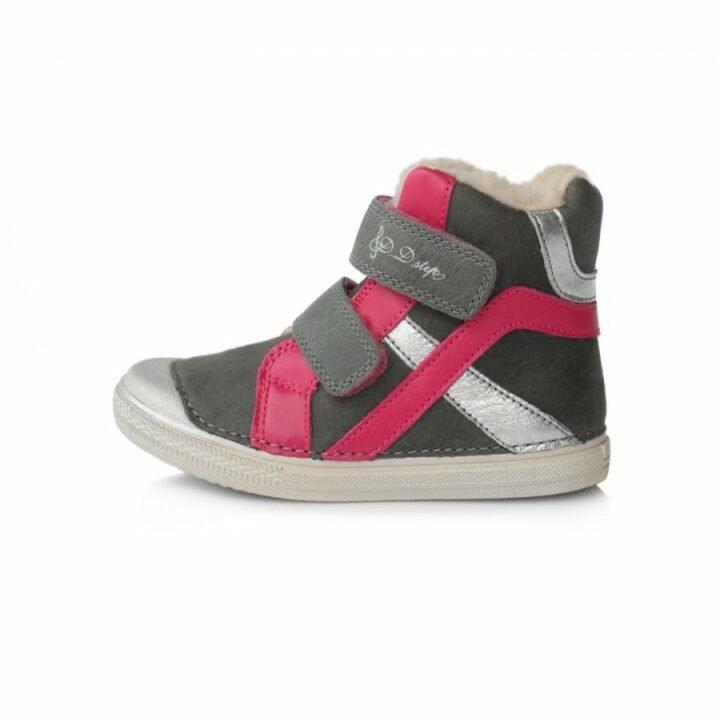 D.D Step szürke utcai cipő