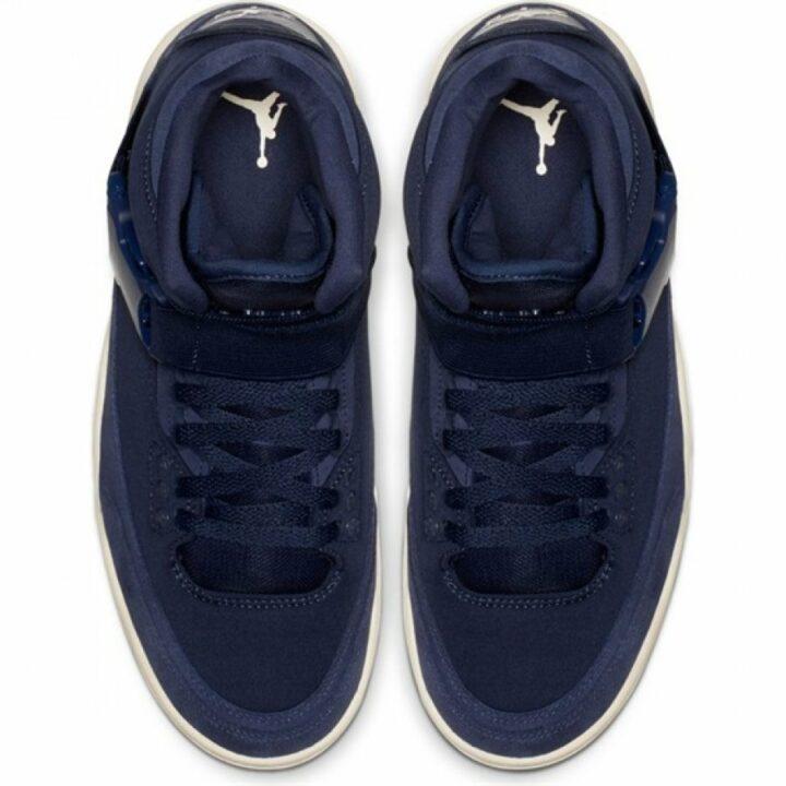 Jordan 3 Retro EXP kék utcai cipő