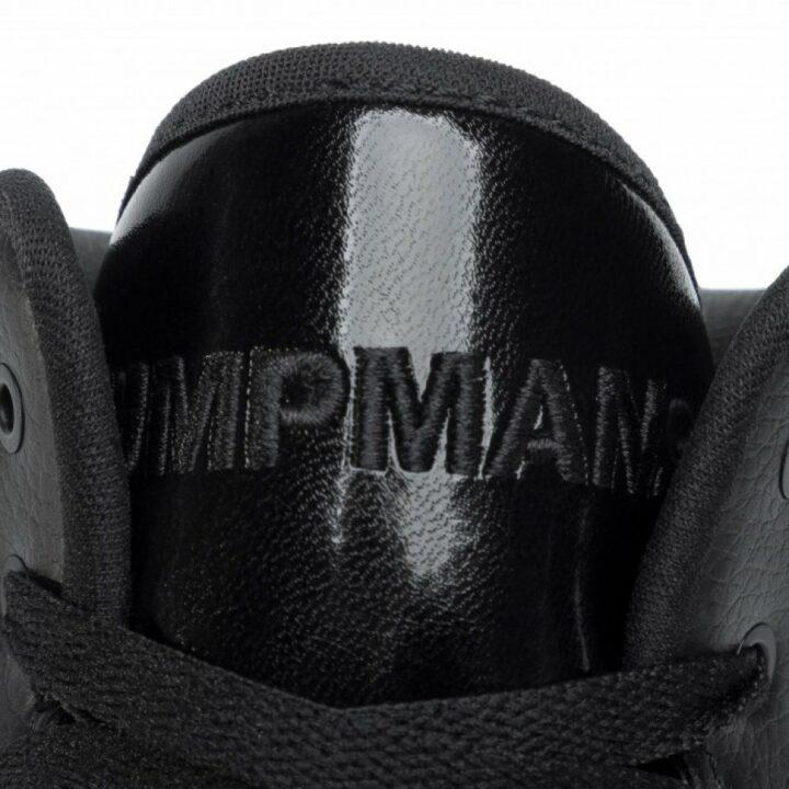 Jordan Access fekete férfi utcai cipő