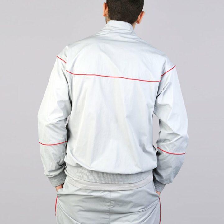 Jordan AJ3 szürke férfi dzseki