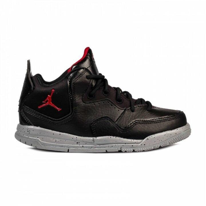 Jordan Courtside PS fekete utcai cipő