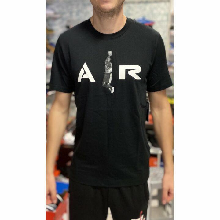 Jordan fekete férfi póló