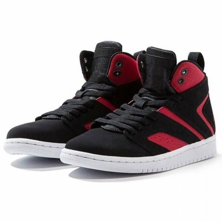 Jordan Flight Legend BG fekete utcai cipő