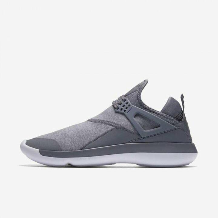 Jordan Fly '89 szürke férfi utcai cipő