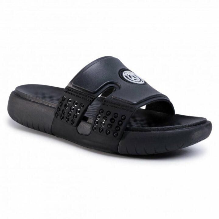 Jordan Hydro 8 QS fekete férfi papucs