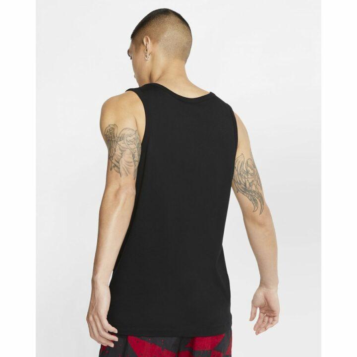 Jordan Jumpman Classics fekete férfi trikó