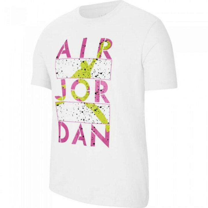 Jordan Jumpman fehér férfi póló