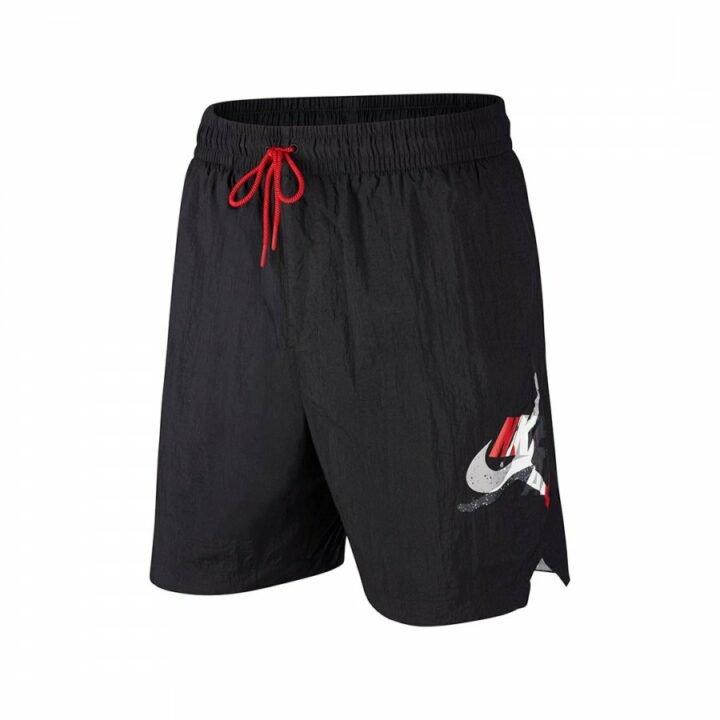 Jordan Jumpman Poolside fekete férfi rövidnadrág