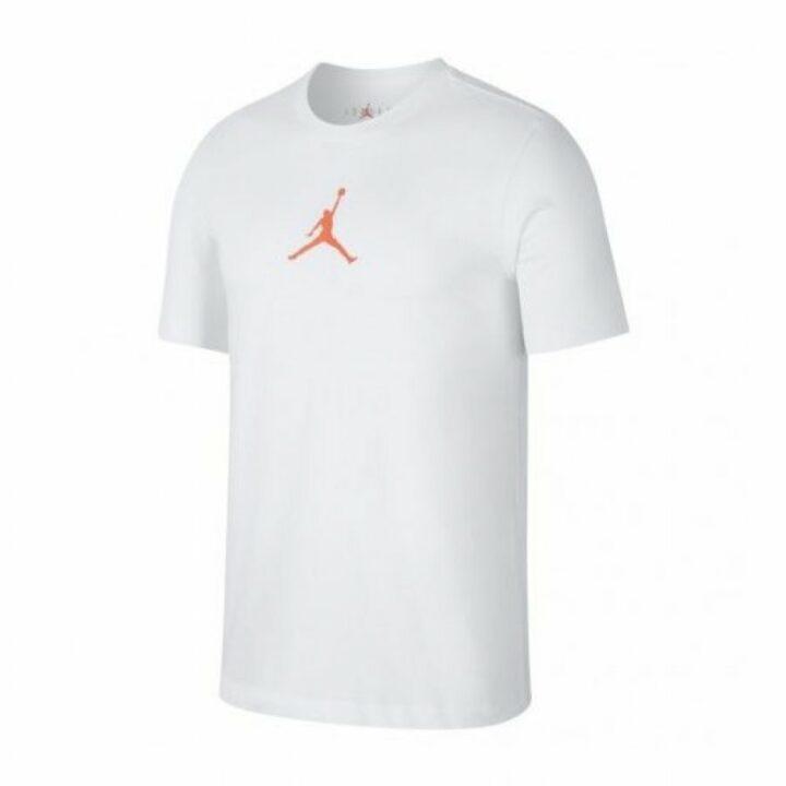 Jordan Jumpman Short Sleeve fehér férfi póló