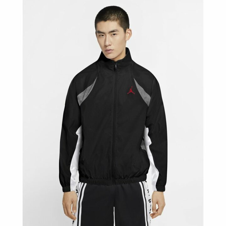 Jordan Legacy AJ11 fekete férfi dzseki