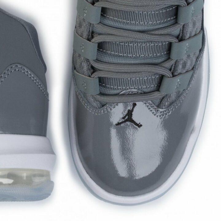 Jordan Max Aura GS szürke utcai cipő