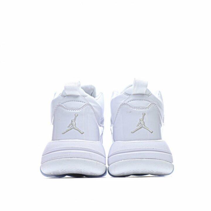 Jordan Maxin 200 fekete férfi utcai cipő