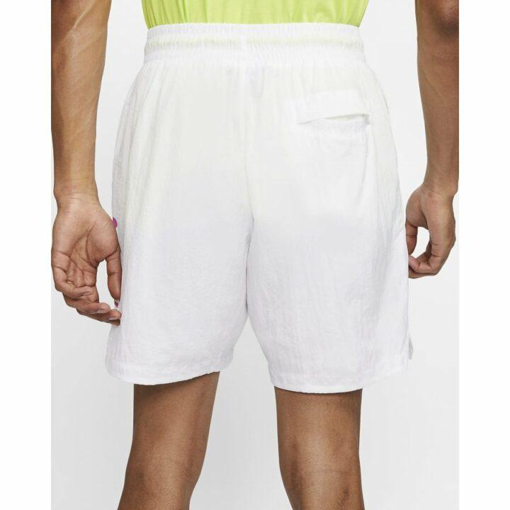 Jordan Poolside fehér férfi rövidnadrág