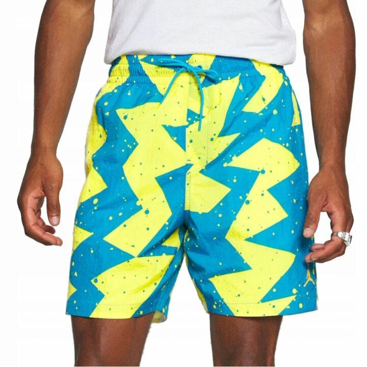 Jordan Poolside kék férfi rövidnadrág