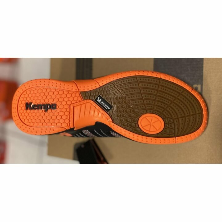 Kempa Attack Contender fekete kézilabdacipő