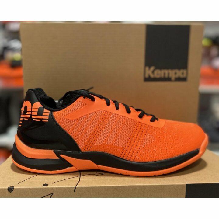 Kempa Attack Three Contender narancs férfi kézilabdacipő