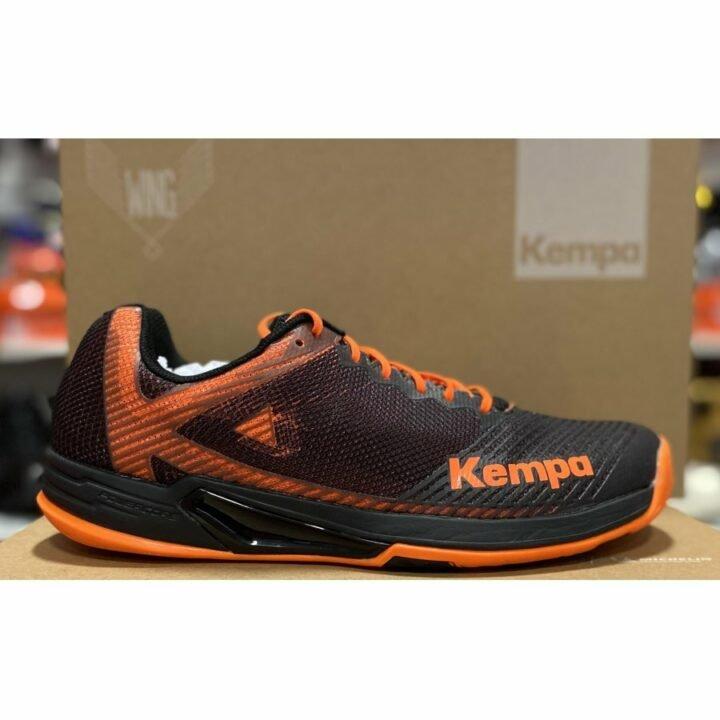 Kempa Wings 2.0 fekete férfi kézilabdacipő