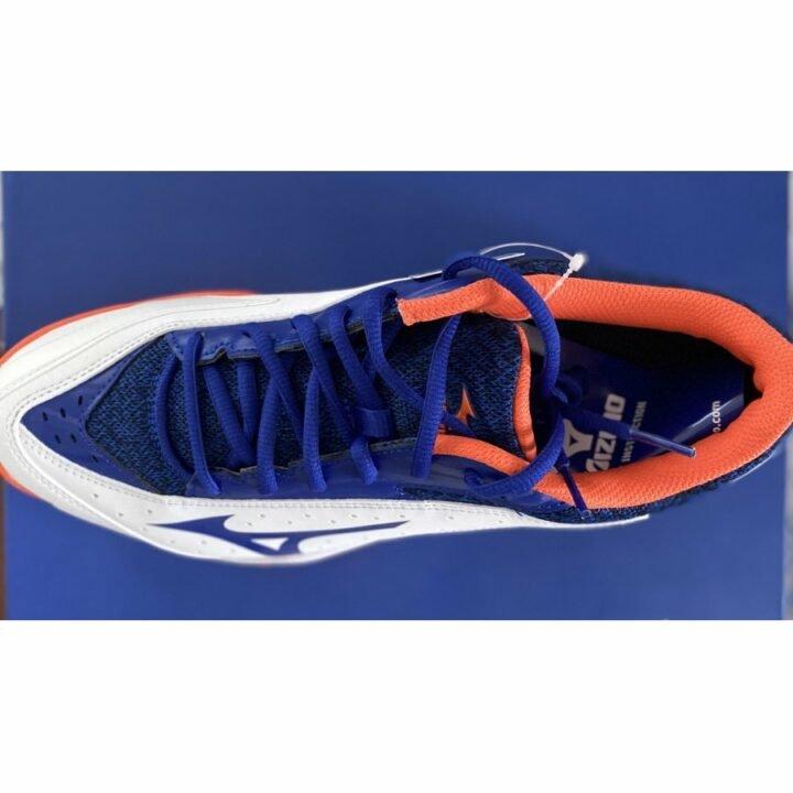 Mizuno kék férfi teniszcipő