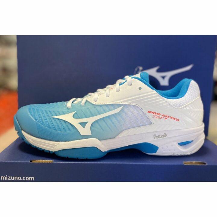 Mizuno kék teniszcipő