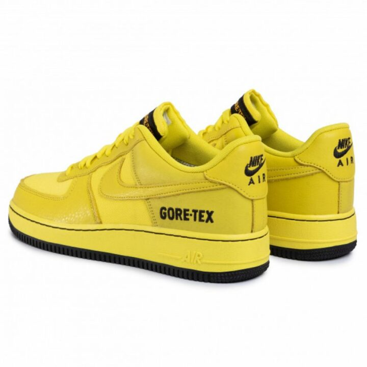 Nike Air Force 1 GTX sárga férfi utcai cipő