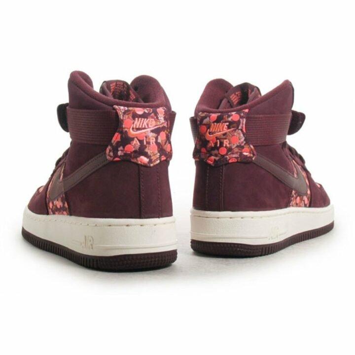 Nike Air Force 1 HI LIB QS rózsaszín női utcai cipő