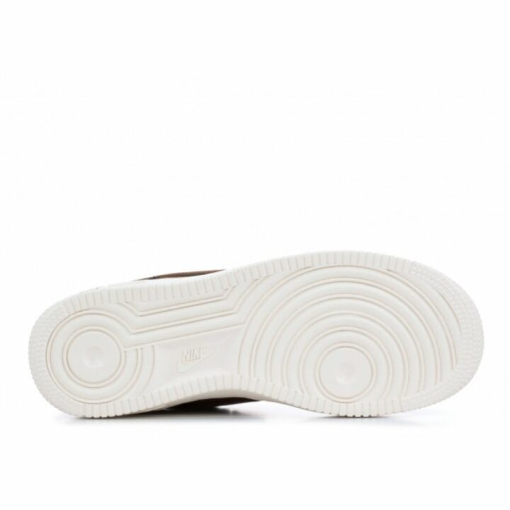 Nike Air Force 1 PRM WIP barna utcai cipő