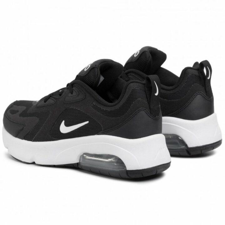 Nike Air Max 200 fekete utcai cipő