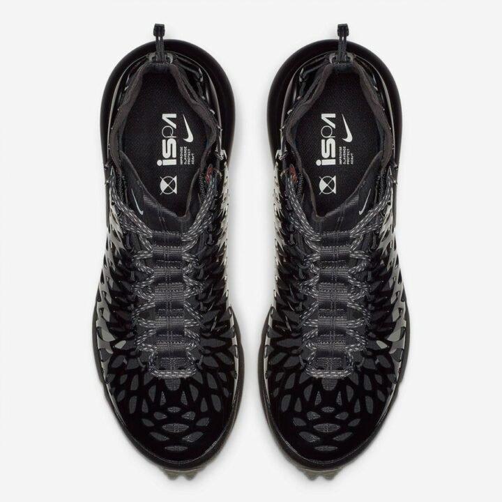 Nike Air Max 270 Ispa fekete bakancs