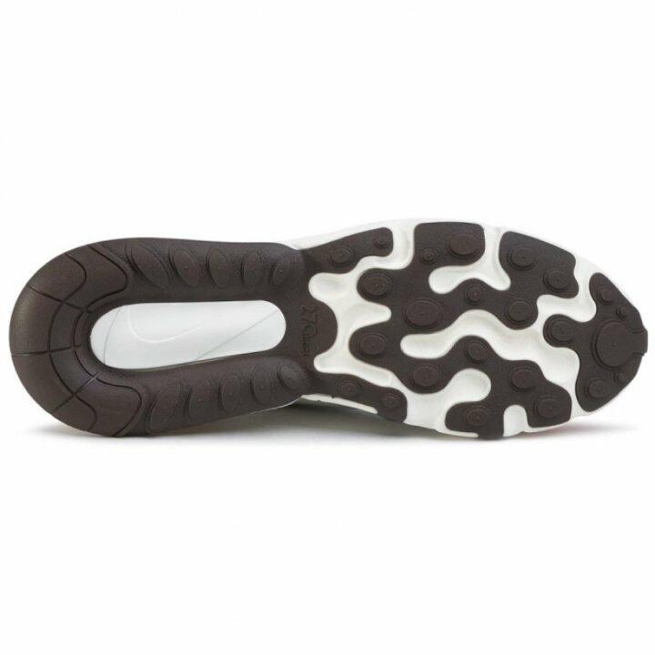 Nike Air Max 270 React fehér utcai cipő