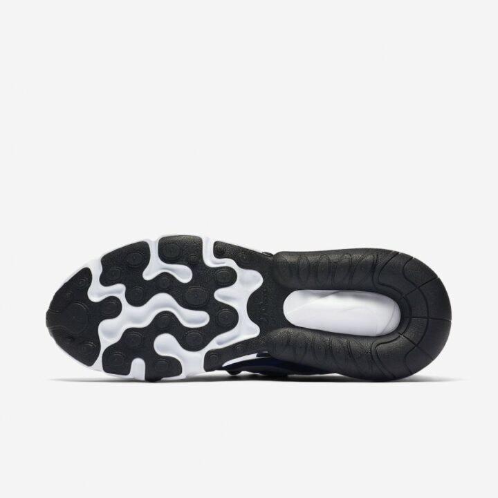 Nike Air Max 270 React kék utcai cipő