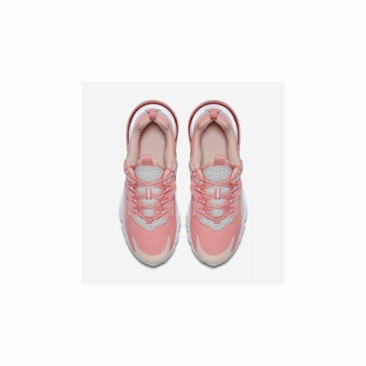 Nike Air Max 270 React rózsaszín női utcai cipő