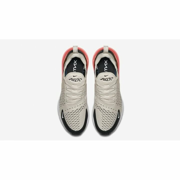 Nike Air Max 270 szürke férfi utcai cipő