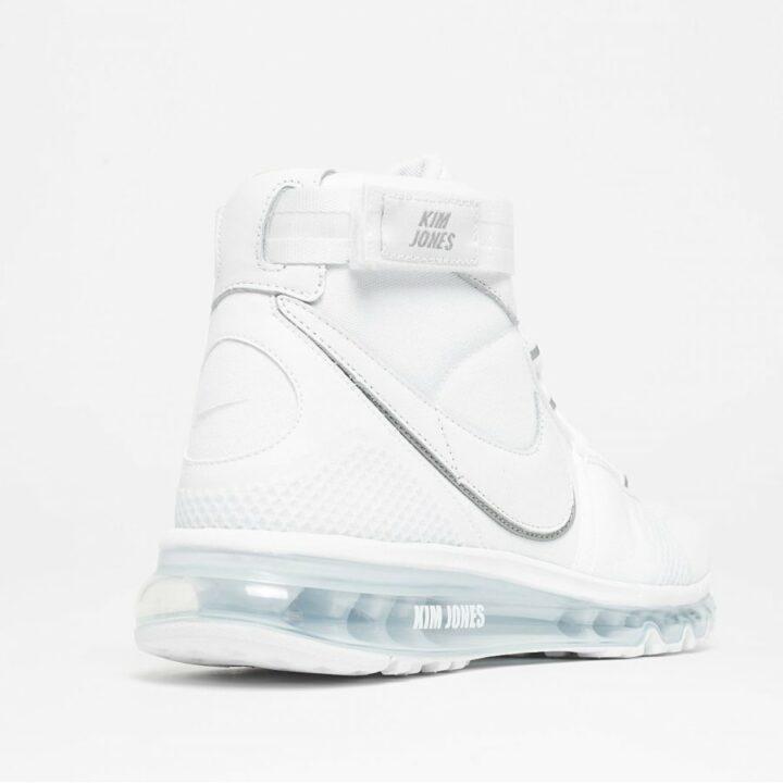 Nike Air Max 360 HI / KJ fehér férfi utcai cipő
