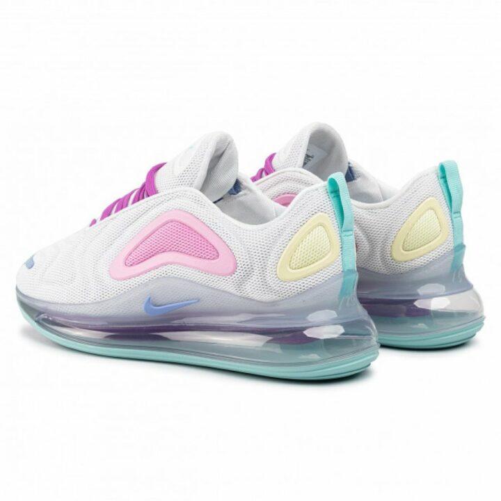 Nike Air Max 720 fehér utcai cipő