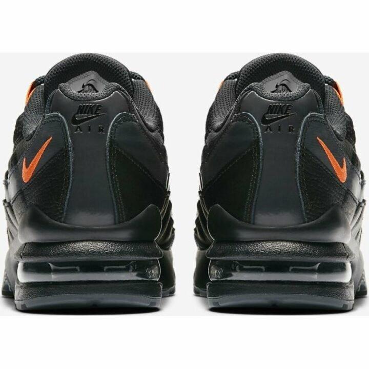 Nike Air Max 95 SE BG fekete utcai cipő