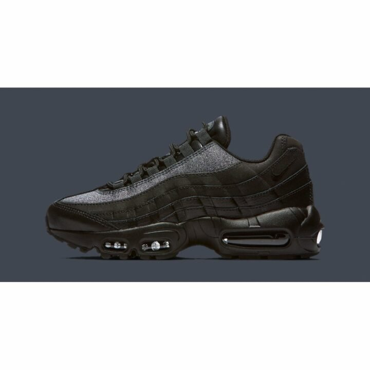 Nike Air Max 95 SE fekete női utcai cipő