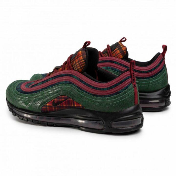 Nike  Air Max 97 NRG zöld női utcai cipő
