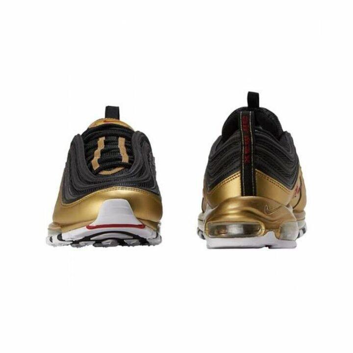 Nike Air Max 97 QS fekete utcai cipő