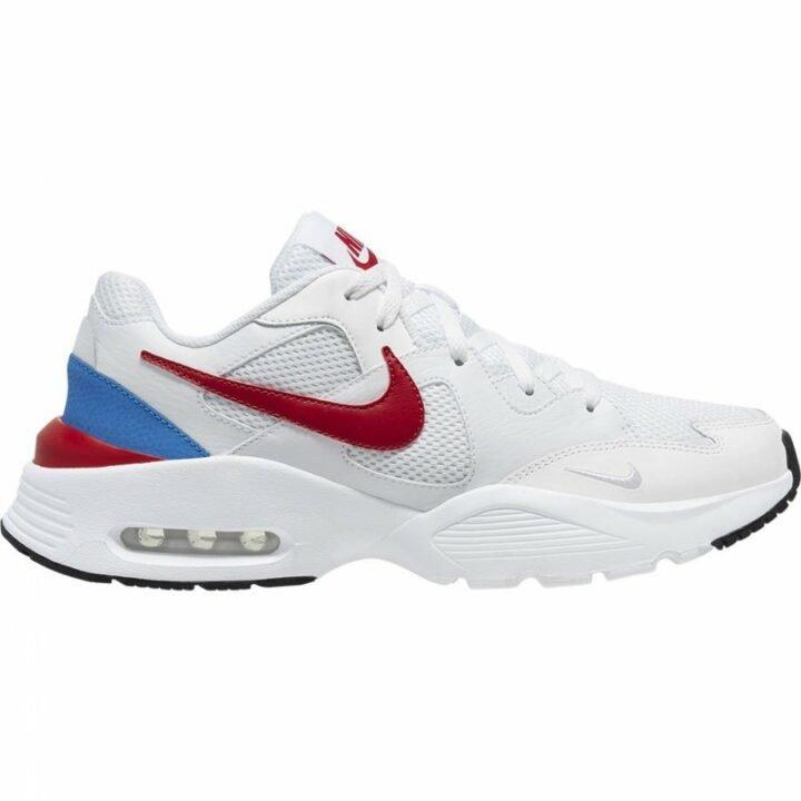 Nike Air Max Fusion fehér férfi utcai cipő