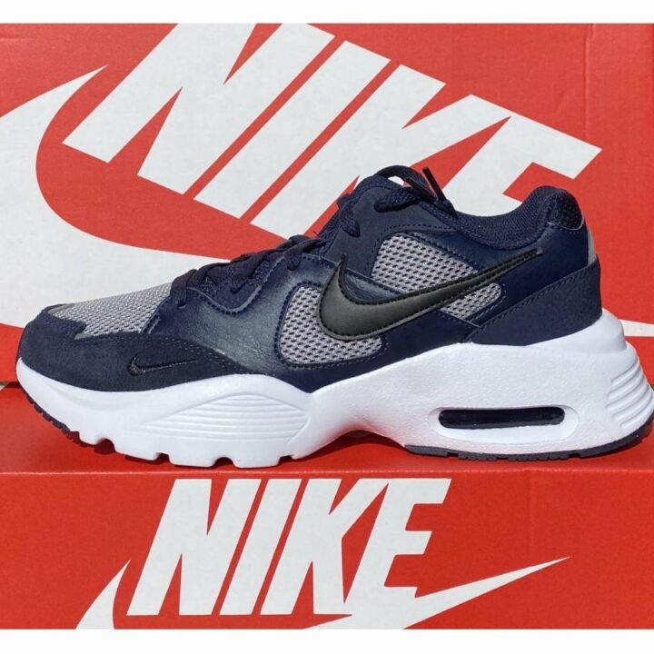 Nike Air Max Fusion kék férfi utcai cipő