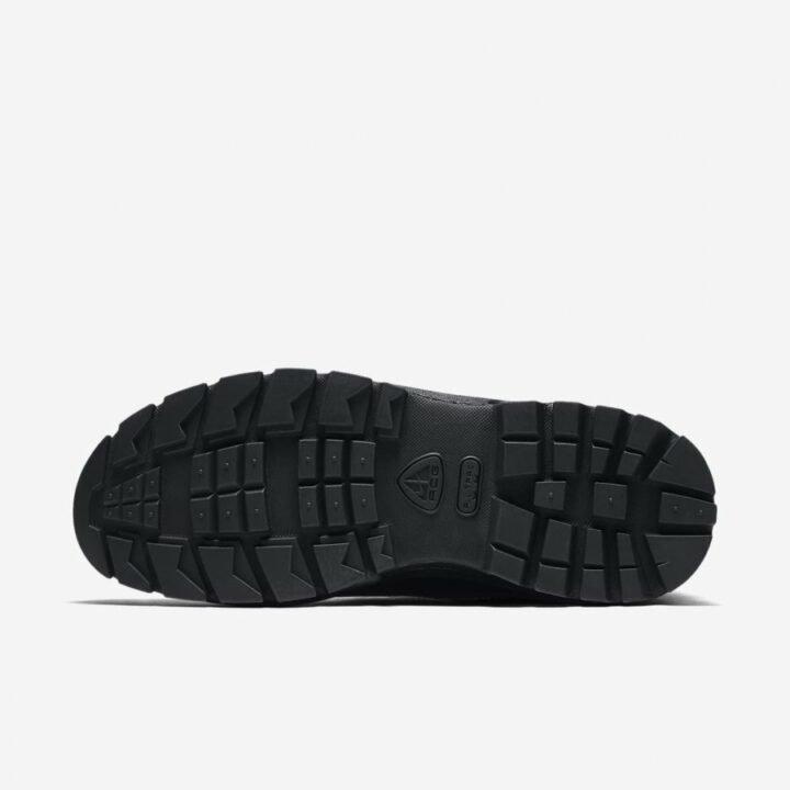 Nike Air Max Goadome fekete férfi bakancs