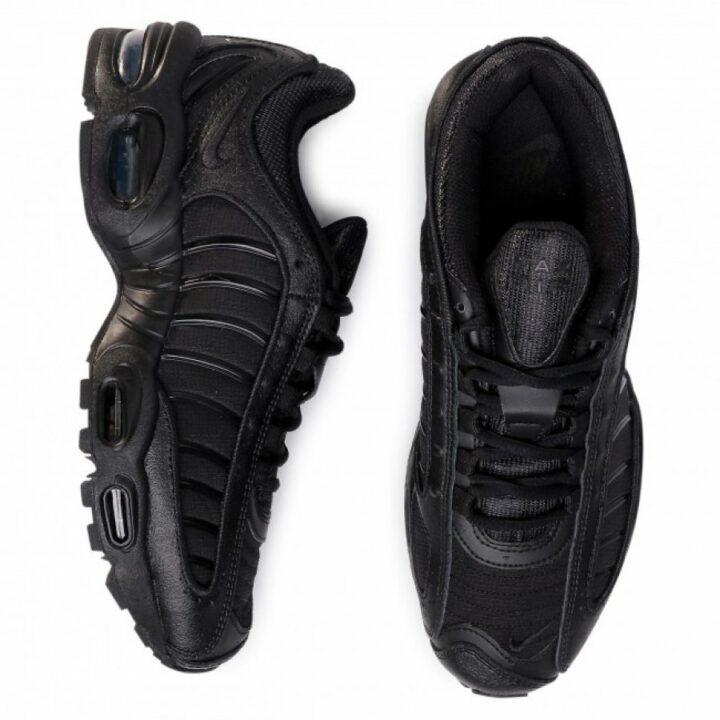 Nike Air Max Tailwind IV fekete férfi utcai cipő