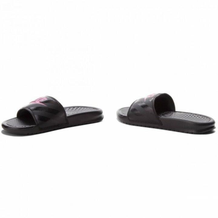 Nike Benassi JDI fekete női papucs