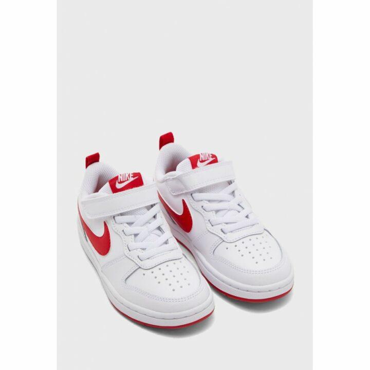 Nike Court Borough Low 2 fehér utcai cipő