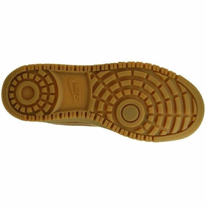 Nike Court Borough Mid barna férfi utcai cipő