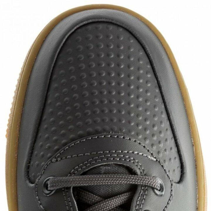 Nike Court Borough Mid Winter szürke férfi utcai cipő