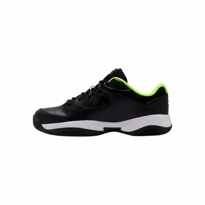 Nike Court Lite fekete férfi sportcipő