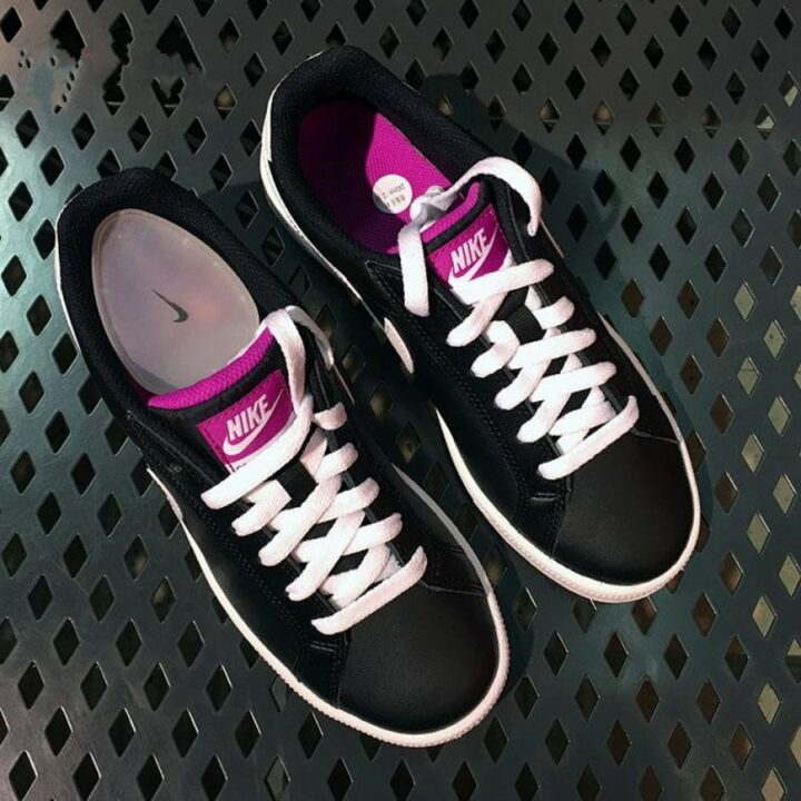 Nike Court Majestic fekete női utcai cipő
