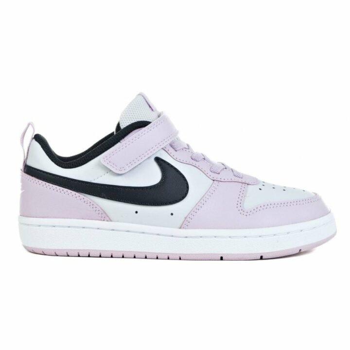 Nike Cout Borough Low 2 rózsaszín lány utcai cipő